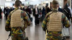 Govt. Shuts Down Brussels After Attack