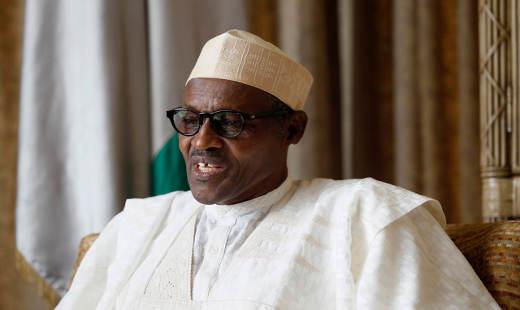Photo: Buhari
