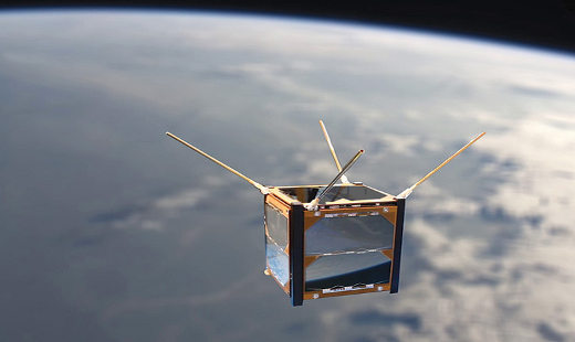 Nano-Satellite Photo