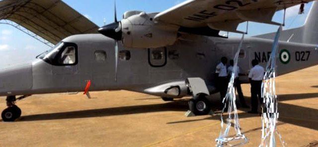 Nigeria Air Force photo