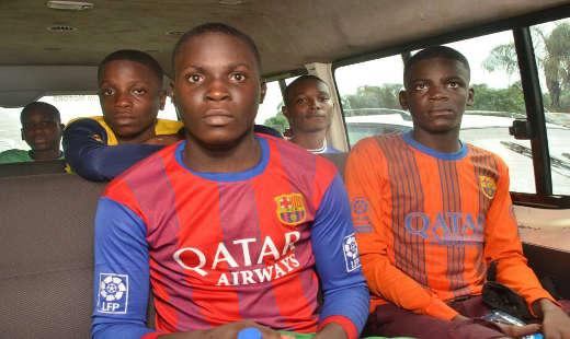 Igbonla College Students