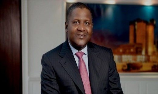 Aliko Dangote Photo