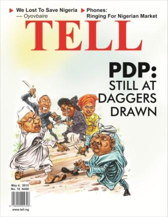 PDP Still at Daggers Drawn