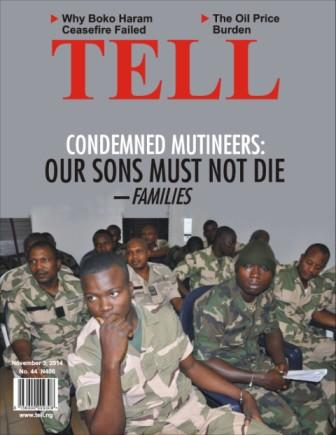 Condemned Mutineers: Our Son Must Not Die – Families