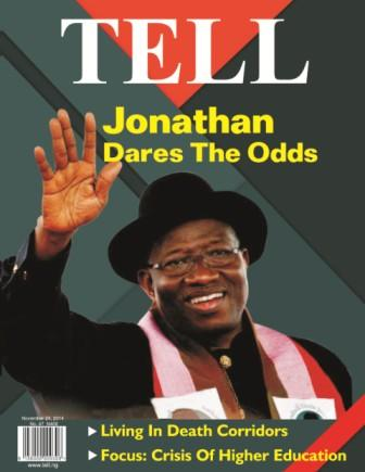 Jonathan Dares The Odds