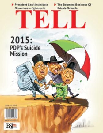 2015: PDP Suicide Mission