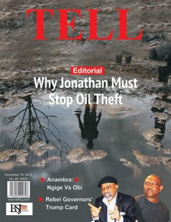 Why Jonathan Must Stop Oil Theft