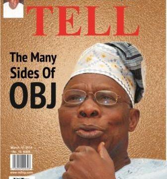 Tell Magazine Cover Photo