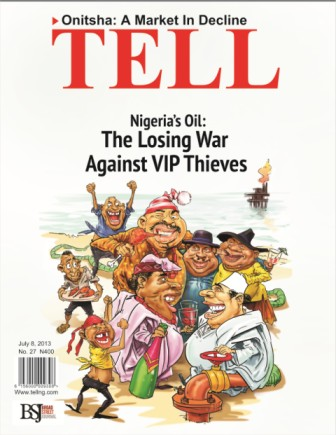 Nigeria's Oil: The Loosing War Against VIP Thieves