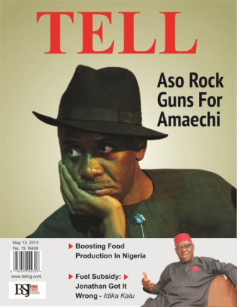 Aso Rock Guns For Amaechi