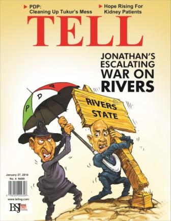 Jonathan's Escalating War On Rivers