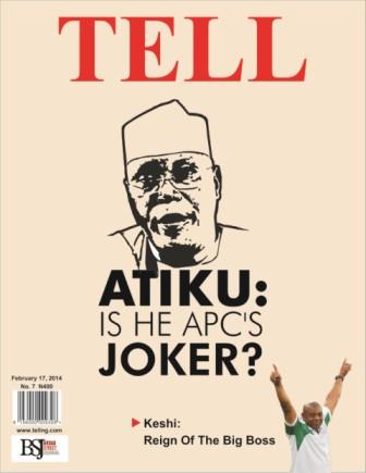 Atiku: Is He APC'S JOKER?