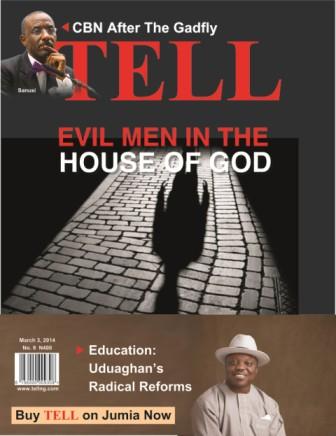 Evil Men In The House God