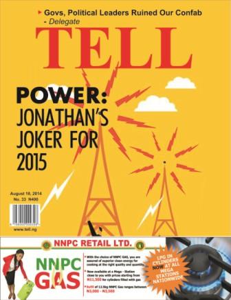 Power: Jonathan's Joker For 2015