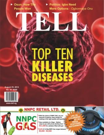 Top Ten Killer Diseases