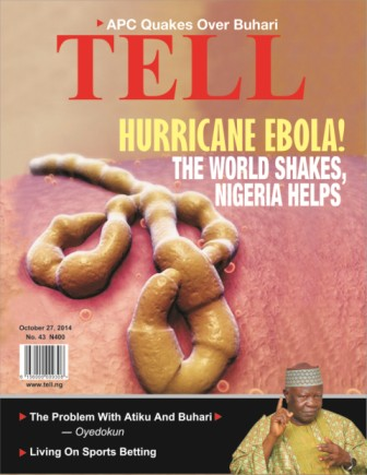 Hurricane Ebola! The World Shakes, Nigeria Helps
