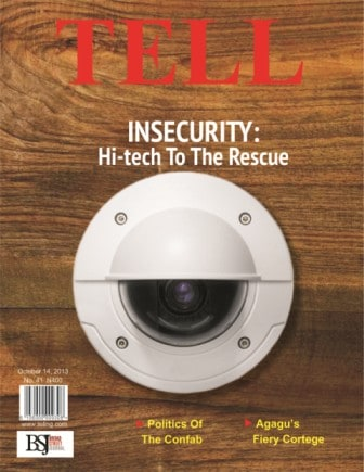 Insecurity: Hi-tech To The Rescue