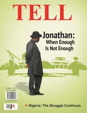 Jonathan: When Enough Is Not Enough
