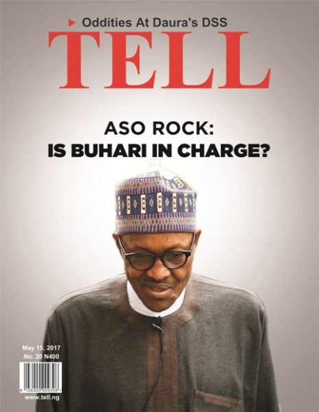 Aso Rock: Is Buhari In Charge?