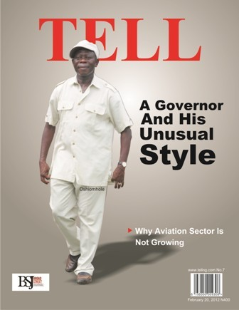 A Governor And His Unusual Style