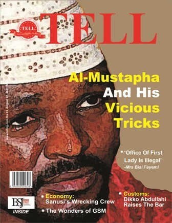 Al-Mustapha And His Vicious Tricks