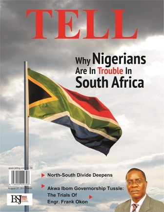 Why Nigerians Are In Trouble In South Africa