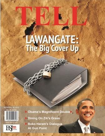 LAWANGATE: The Big Cover Up
