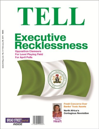 Executive Recklessness