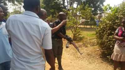 Panic in Imo State as Police Inspector Found Dead