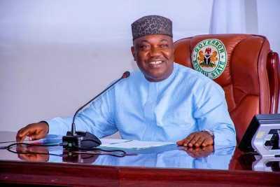 Governor, Ifeanyi Ugwuanyi Photo