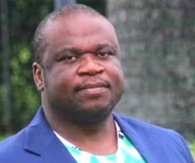 Simeon Nwakaudu Photo