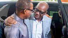 Ifeanyi Okowa and Obaseki Photo