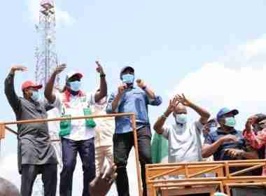 PDP Campaign Rally Photo