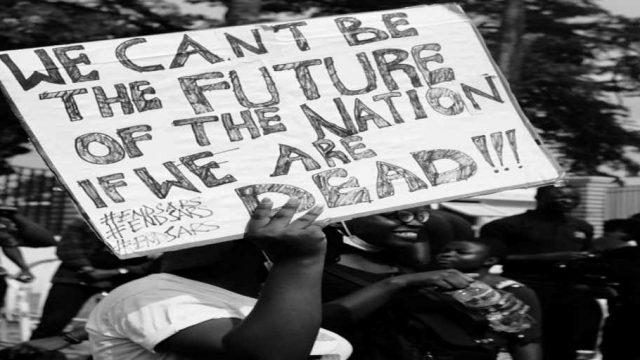 #EndSARS #EndSWAT #EndPoliceBrutality Photo