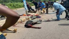 Policemen Die in Ghastly Accident in Ondo