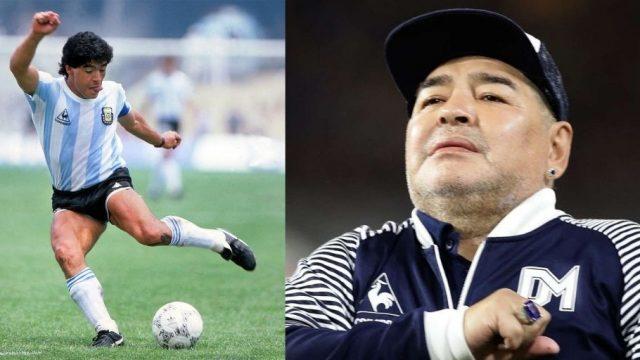 Diego Maradona Photo
