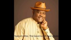 Nyesom Wike, The Governor of Rivers State Photo