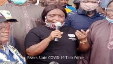 Rivers State COVID-19 Task Force Photo