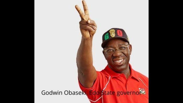 Godwin Obaseki, Edo State governor Photo