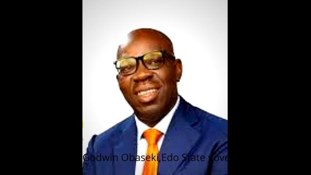 Godwin Obaseki,Edo State governor Photo
