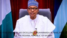 New Year Speech By His Excellency, Muhammadu Buhari, President Of The Federal Republic Of Nigeria Photo