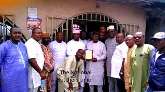 the National Butchers union Photo