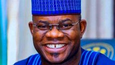 Yahaya Bello, Kogi State Governor Photo