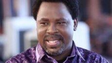 Temitope Balogun Joshua, popularly called Prophet T. B. Joshua