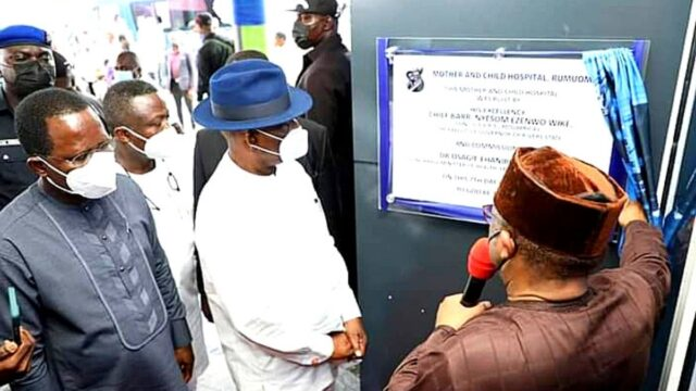 Wike Says Rivers Can't Provide Free Medicare, Lays Foundation For Renal Centre