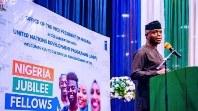 Vice President Yemi Osinbajo Photo
