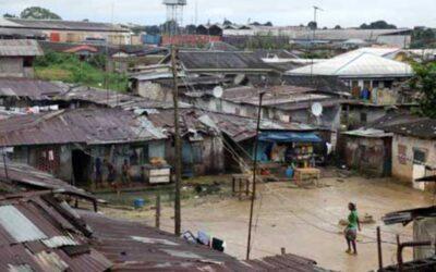 Rivers Government House Jetty Displaces Port Harcourt Slum