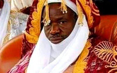 The Emir of Muri in Taraba State, Alhaji Abbas Tafida Photo