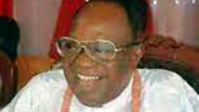 Edebiri, Esongba of Benin Photo