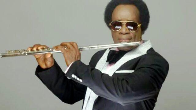 Sir Victor Uwaifo Photo